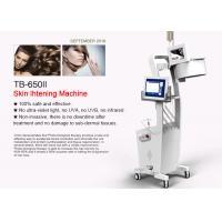 Diode Laser Hair Growth Machine With Analyzer Screen / Laser Hair Loss Equipment