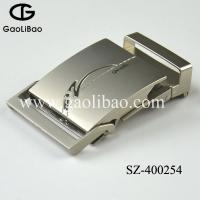 2015 hot selling wholesale 40mm zinc alloy army buckle with loop for men SZ-400254