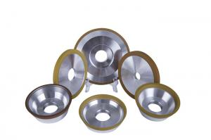 China Resin Bond Grinding Wheel For Cutting Tools Industry With No Crack on sale