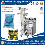 Automatic water pouch packaging machine , juice/jam/ketchup packing machine