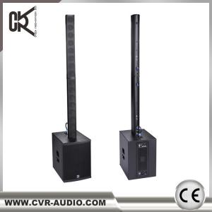China full range self powered column system 12 inch speakers prices  wedding stages on sale