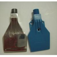SS air jet nozzle/blue windjet nozzle with two lugs