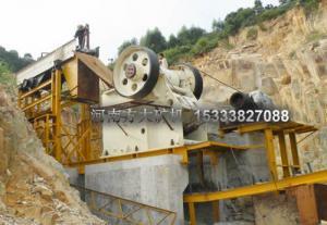 China Iron ore crushing production line|Stone crushing production line on sale