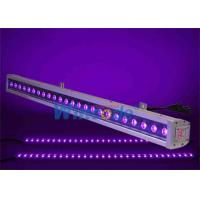 China Super Bright Led Wall Washer Lights  IP65 Ultraviolet With 4 / 8 Channel 110-240v on sale