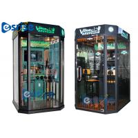 China Profitable Jukebox Karaoke Machine , Digital Karaoke Machine Vending Booth on sale