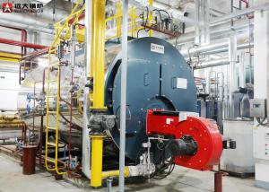 China 2 Ton 4 Ton Oil Steam Boiler Safety Operating For Industry Heating on sale