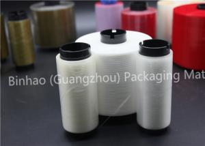 China Custom Printed Cigarette Reinforced Packing Tear Tape High Grade PET Raw Material on sale