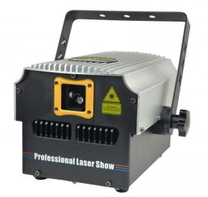 China Stable 2W RGB Laser Light for Medium-sized Bar, Small Performance Stage and Wedding on sale