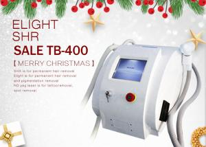 China E-light + IPL + ND YAG Laser + Bipolar RF Multifunction Beauty Machine With Touch Screen on sale