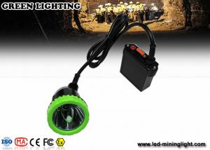 China Green and Black Professional LED Hunting Lamp With 650lum , 13 hours Working Time on sale