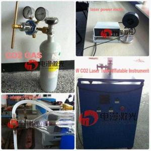 China 100W 130W 150W CO2 Laser Tube Inflatable Instruments sourcing agents on sale