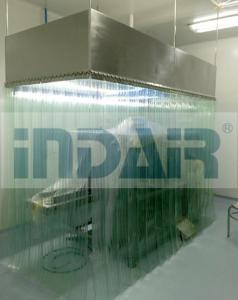 China Unidirectional Laminar Air Flow Hood For Highly Clean Working Environment on sale