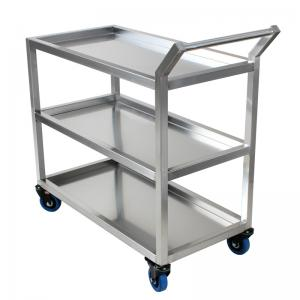 Stainless Steel Carts With Wheels Stainless Steel Cart
