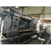 Crate / Pallet Plastic Injection Molding Machine Evergy Saving With Servo System