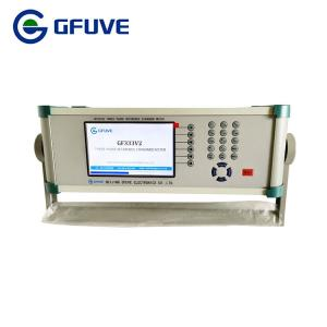 China Electrical test equipment, 0.02% 240A 600V USA portable three phase Reference Standard on sale
