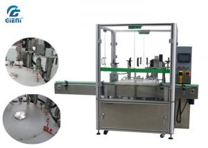 China Full Automatic Essential Oil Filling Machine With Capping Machine 10-30ML Volume on sale