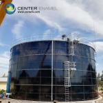 Bolted Steel Fire Fighting Water Tank With NFPA OSHA BSCI Certification