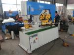 Acier hydraulique d'épaisseur de la machine 25mm de serrurier de haute performance
