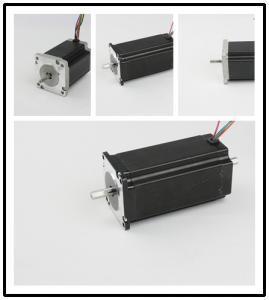 Quality 1.8º Stepper Angle Hybrid Nema 24 Stepper Motor Kit  For CNC Router 2 Phase for sale