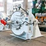 10000kg 1000mm 37kw Horizontal Peeler Centrifuge Sulphuric Ammonia Separation