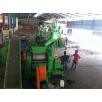 Waste Tire Recycling Mchine Processing Production Line With Rubber Block Or Granule