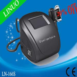 China LN-166S Portable Cryotherapy Machine ( Reduce 26% fat one time!!) on sale