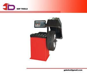 China 220V / 50HZ 0,2 kilowatts de roue de balancier de machine d'équipement de pneu on sale