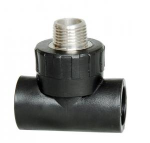 China PE Pipe Fitting Plug Cap For Irrigation Water Supply Pipe PE Pipe Plugging Sockets on sale