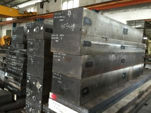 China Forged Steel Block Din 1.2738 200mm Plastic Mold Steel on sale