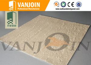 China Modified Clay Precast Concrete Wall Panels For House Decoration , Eco - Friendly on sale