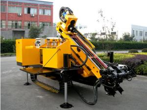 China Crawler Anchor Drilling Rig for Hydro Power Station / Railway / Highway / Drainage Hole on sale