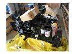 6B Series Xiangyang Industrial Diesel Engines , 6BTAA5.9-C130 Water Cooled Diesel Engine