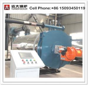 China 2 MKCal 3 MKCal LPG Natural Gas Fired Thermal Oil Heater for textile dyeing printing on sale