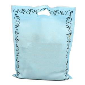 China Advertising Storage Non Woven Reusable Bags Non Woven T Shirt Bag Foldable on sale