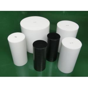 China Molded PTFE Teflon Rod / PTFE Rod For Bonding , 100mm - 3000mm on sale