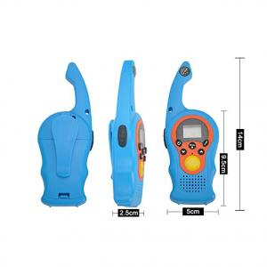 China Dung Beetle kid Walkie Talkie toy Set for children with Compass Flashlight, 3+ Mile Long Range Two Way Radios on sale