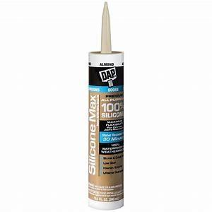 China Weatherproof  800G 590ML Interior Silicone Sealant Caulk on sale