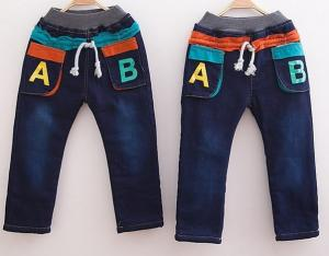 China Children Jeans on sale