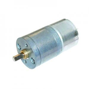 China Small DC Gear Motor for Kitchen Appliances , Mental High Torque DC Motor on sale