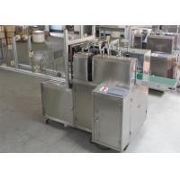 China High Output Automatic Alcohol Swab Making Machine No Leakage No Bubbles on sale
