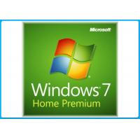 Microsoft Windows 7 Home Premium Microsoft Windows Softwares OEM DVD/ WIN7 HOME OEM KEY