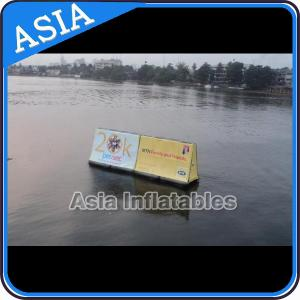 China Floating Customized Advertising Inflatables Billboard for Advertisment on sale