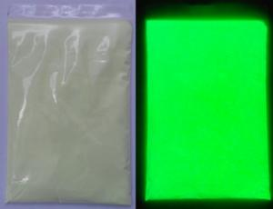 China glow in the dark pigment non-toxic for plastic toys and paints on sale