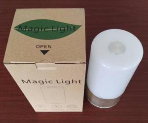 China Touch sensor bluetooth control portable smart LED Light intelligent light on sale