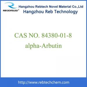 China Cosmetic grade Alpha-Arbutin Cas no.84380-01-8 on sale