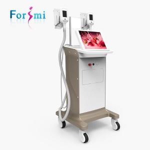 China Most efficient beauty salon use -15~5 Celsius 15 inch body sculpting cryolipolysis freezing fat away machine on sale
