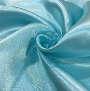 China Cloth Lining Lightweight Chiffon Fabric , Colorful Polyester Chiffon Fabric on sale