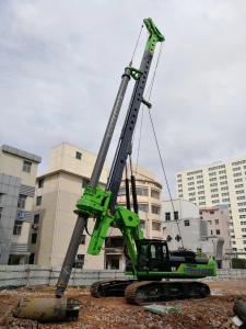 Hydraulic Piling Rig Machine Rotary Pile Drilling Machine 4300mm