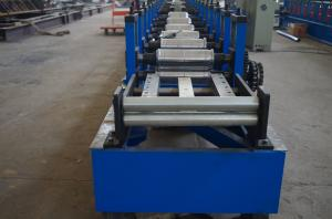 China CNC Control Automatic 2018 new type Metal Gutter Roll Forming Machine made in china on sale