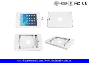 China Rugged Case secure ipad enclosure Mount with Latch Key Locking , Easy Tablet Access on sale